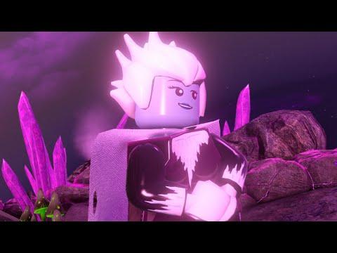 LEGO BATMAN 3 - DLC Killer Frost LORE & Gameplay