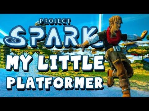 Project Spark: My Little 2D Platformer