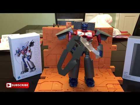 HasCon Exclusive Power Bank Optimus Prime Unboxing