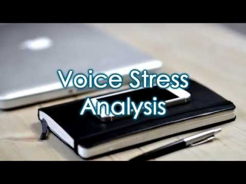 How Accurate Is Voice Stress Analysis Test?