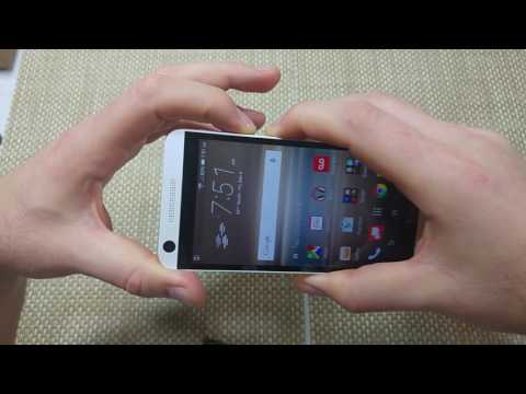HTC Desire 626 How to restart or soft reboot your phone if its lagging freezing not respnding or not