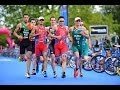 The Most Amazing Last Mile In A Triathlon Epic Sprint Finish