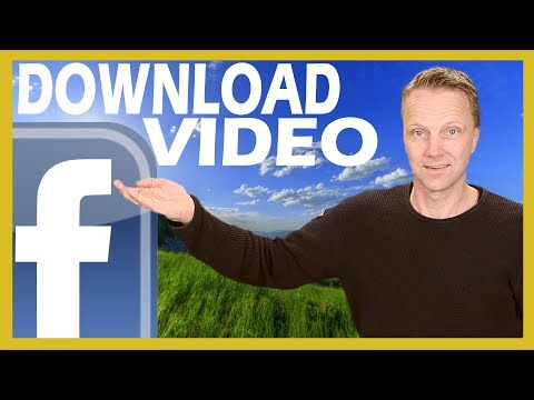 Download Videos and Photos from Facebook to iPhone or iPad 2018