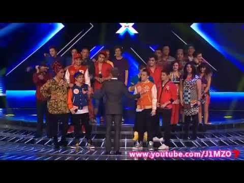 The X Factor Australia 2012 - Top 12 - Call Me Maybe
