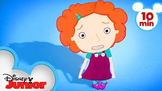 Oh Nina! Shorts Compilation | Nina Needs To Go | Disney Junior
