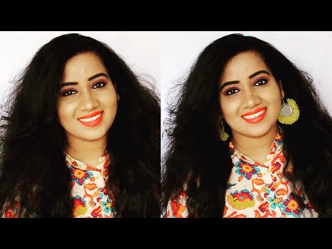 समर मेकअप I Long Lasting Summer Makeup Tutorial Using One Brand L'Oreal Paris
