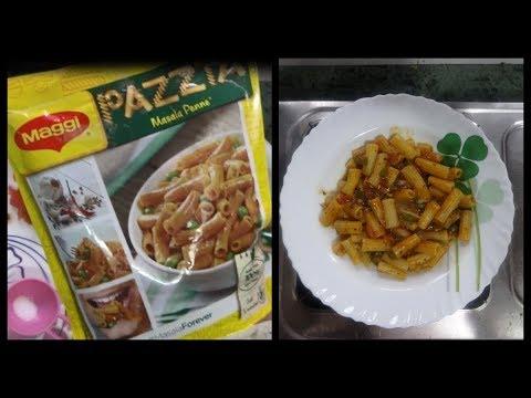 maggi masala pasta