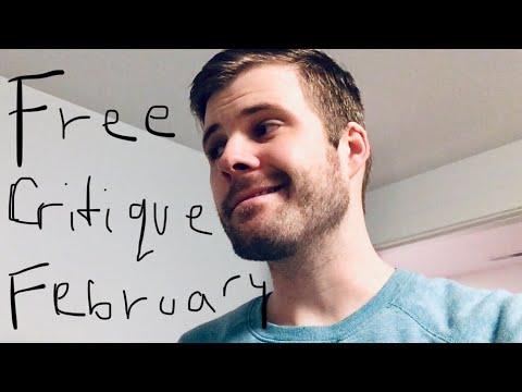Free Critique Feb 2019 | Send me your music!