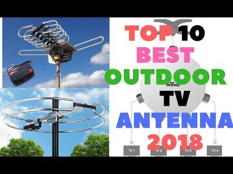 Top 10 Best outdoor tv antenna 2018