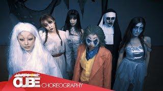 (여자)아이들((G)I-DLE) - '싫다고 말해 (Nightmare Ver.)' (Halloween Ver. Choreography Video)