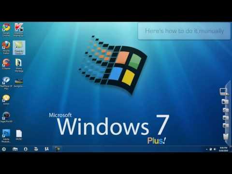 How To Change Windows 7 Logon Image