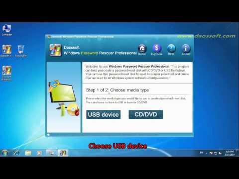 How to Break Windows 7 Login Password