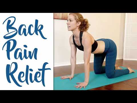 Alleviate Your Back Pain by Back Pain Relief Program