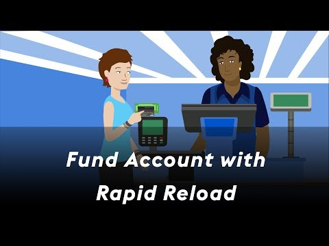 How to Fund Your RushCard Account Using Rapid Reload