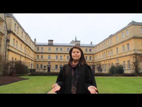 Mengenal Trinity College, University of Oxford, by Putu Geniki Lavinia Natih