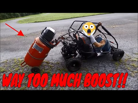 LEROY JR. GETS 150PSI OF BOOST!  WILL IT LIVE?