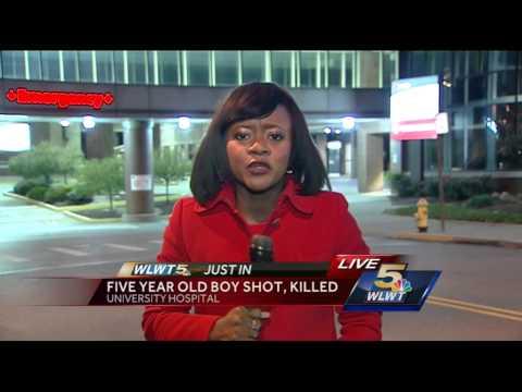 5-year-old boy dies after suffering gunshot wound