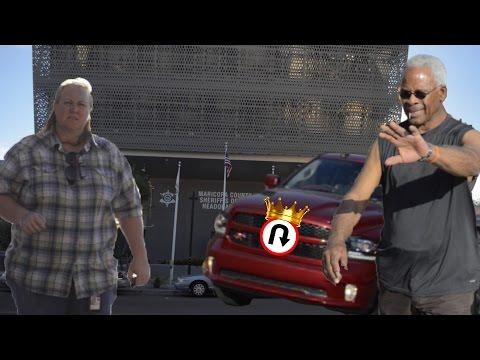Downtown Phoenix Strange Encounter