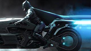 Justice League Batgirl Explained and Superman Promo