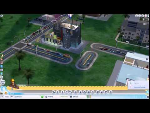 Sim City Traffic Jam