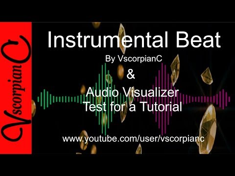 B3D Linear Audio Visualizer Test & Instrumental Beat by VscorpianC