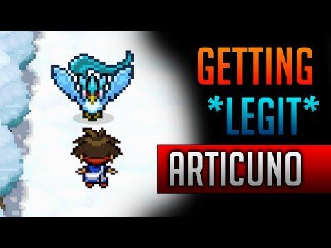 How & Where to catch/get - *LEGIT* Articuno in Pokemon Black 2 & Pokemon White 2