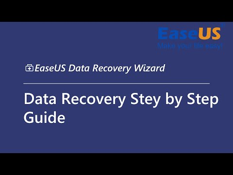 Data Recovery Step by Step Guide