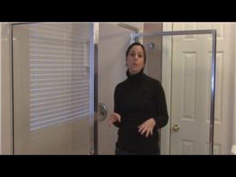 House Cleaning & Stain Removal Tips : Cleaning Tips for Fiberglass Showers