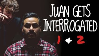 Classics: Juan Gets Interrogated 1 & 2   David Lopez