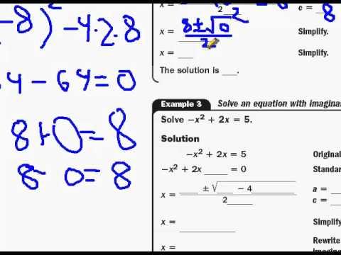 Emeott Algebra 2 4.8