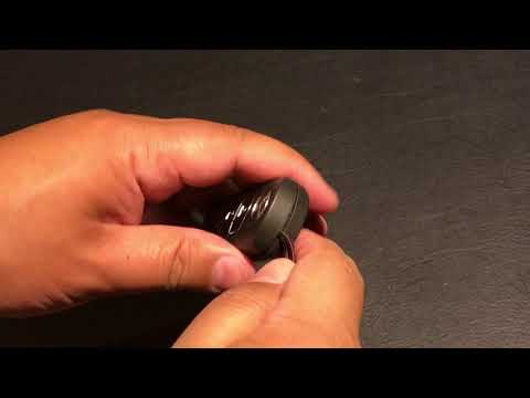 How to change key fob battery (2016 Mazda 6)