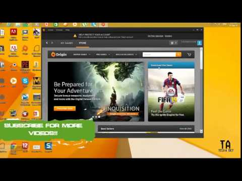 How to Download and Install FIFA 15 - DEMO!! [HD]