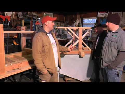Season 2, Episode 5: East Coast Upcyclers Discuss tables