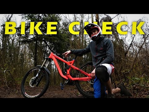 Bike Check Complet / Le Freeride n'est pas Mort | DROP