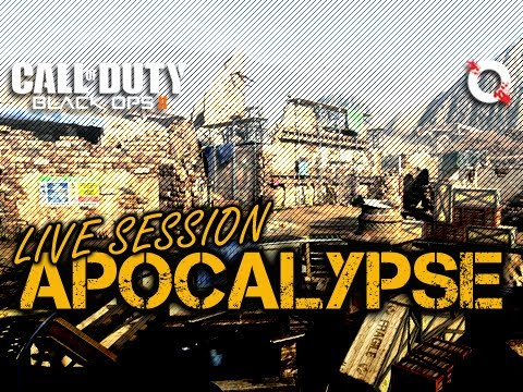 Apocalypse Live! DIG: Finale (CALL OF DUTY BLACK OPS 2)