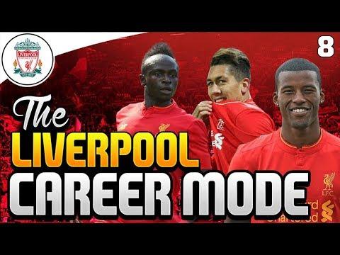 FIFA 18 Liverpool Career Mode #8 - SALAH BECOMING A LEGEND? | TITLE CONTENDERS CLASH!
