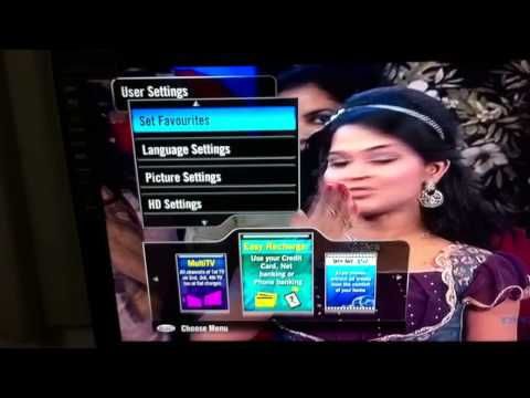 USA NTSC only tv in india connection with TATA SKY HD