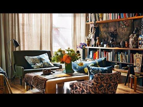 🍍 Interior Design | Boho Style + Vintage