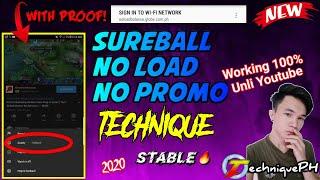 Sureball STABLE NO LOAD NO PROMO | Not clickbait | Unlimited Internet Connection | TechniquePH