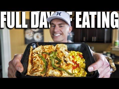 FULL DAY OF EATING | Summer Shredding Macros | Icon Meals