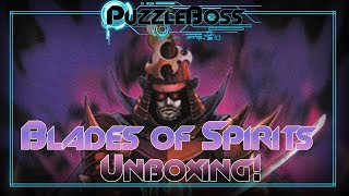 Pack Unboxing! Blades Of Spirits! - Yugioh Duel Links - [遊戯王デュエルリンクス]