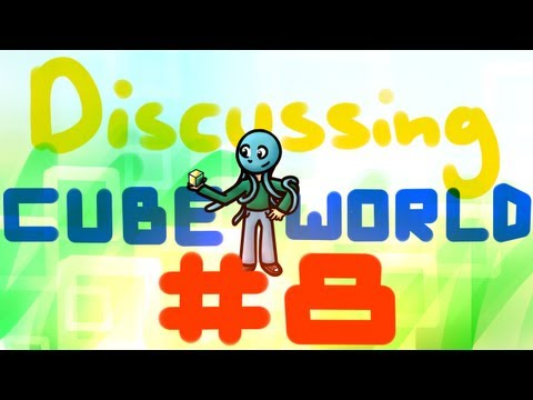 Cube World! - Discussing Cube World #8 - Mounts, System Requirements, Demo, and more!