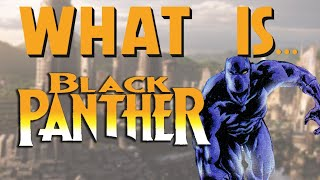 What Is... Black Panther by Christopher Priest Vol 1
