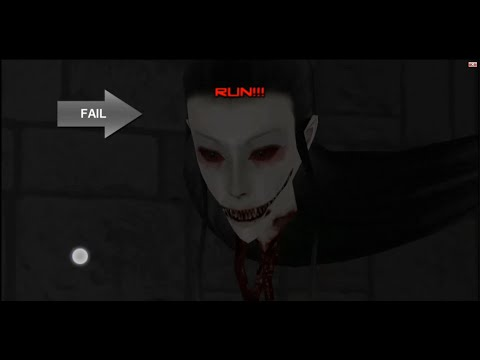 Flying Head!? - Eyes The Horror Games - Gameplay Android Version