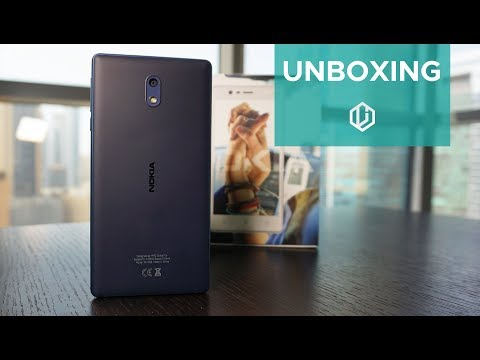 Nokia 3 Unboxing - Are the kings back?