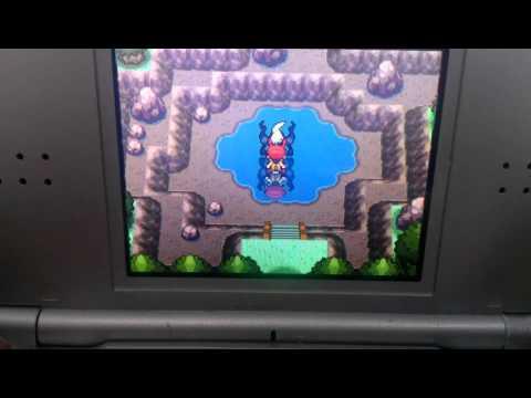 Pokemon Diamond/Pearl Darkrai Event