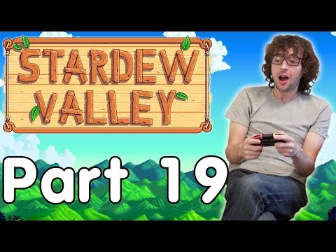 Stardew Valley - Mayonnaise! - Part 19
