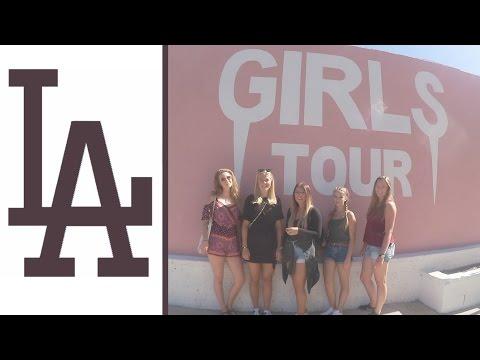 LOS ANGELES & VENICE BEACH 🌴☀️ - Aupair VLOG #4