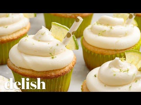 Margarita Cupcakes | Delish