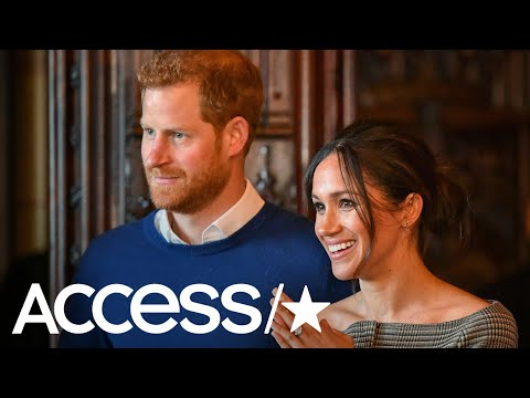 Prince Harry & Meghan Markle Have Asked For Donations To Charity In Place Of Wedding Gifts | Access